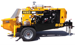 REED B Series Concrete Pumps
