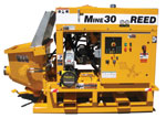 REED T Series Concrete Pumps