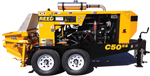 REED C Series Concrete Pumps