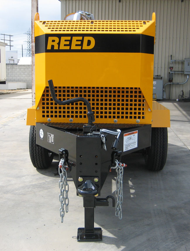 REED B50 Concrete Pump