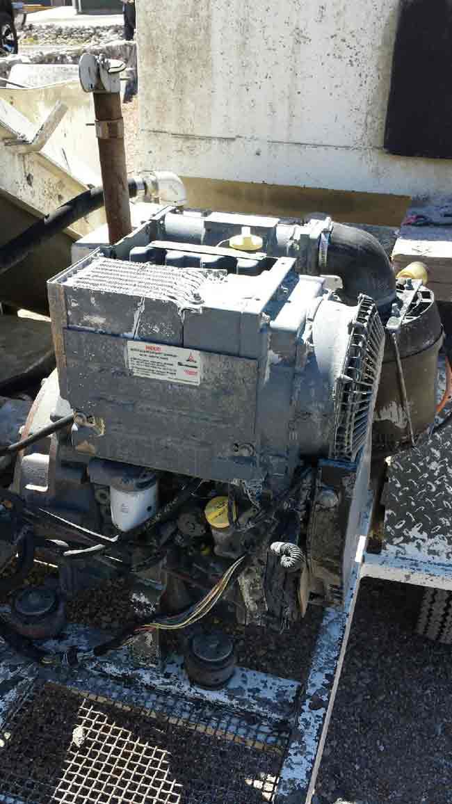 reed gunite machine for sale