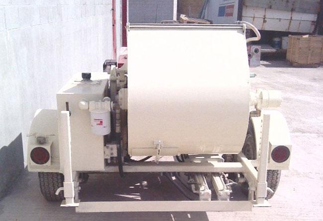 allentown gunite machine